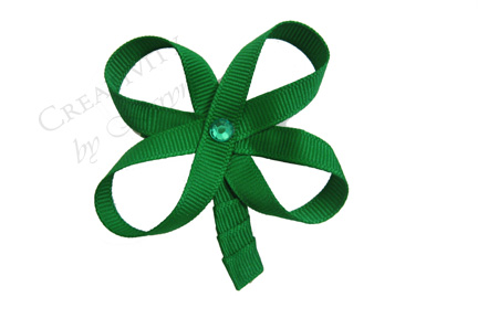 Four Leaf Clover-clover, St. Patricks, green, shamrock