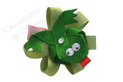 Froggie Clip-Frog, Froggie, green, animals, bugs
