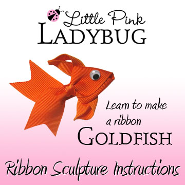 LPL Ebook - Goldfish-goldfish, fish, fishie, fishy, nautical clippie, sculpture