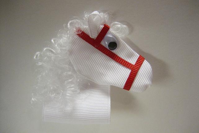 Horse bow-Horse, bow