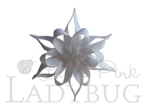 Snowflake - Large-winter, elegance, snowflake, sparkle