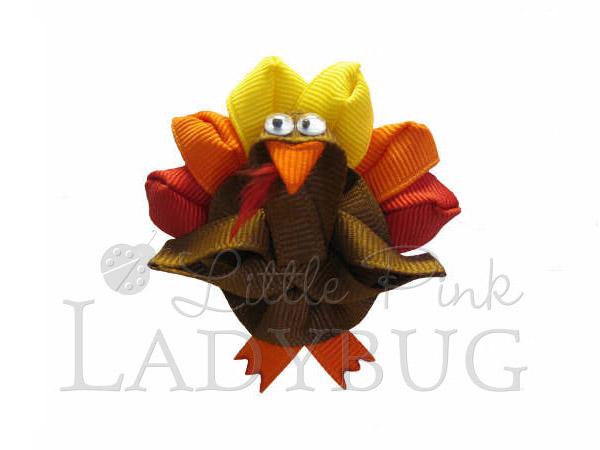 Turkey Bow-Turkey, animals, birds