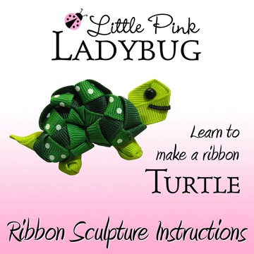 LPL Ebook - Turtle-turtle, ebook, instructions, animal, green, tutorial