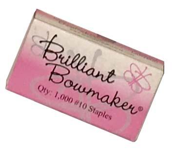 LPL Brilliant Bowmaker System - No.10 Staples