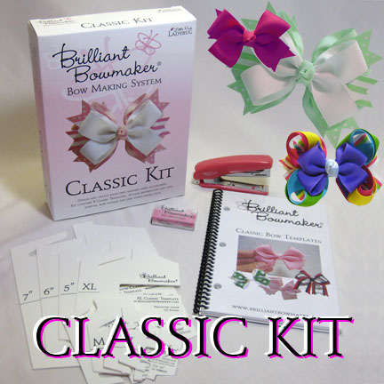 LPL Brilliant Bowmaker System - 2. Classic Style Kit-bow