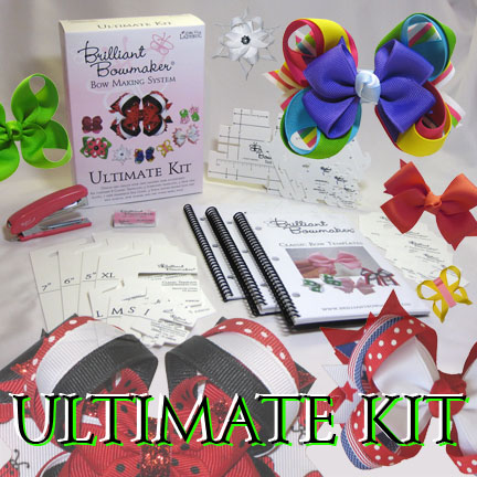 LPL Brilliant Bowmaker - 1. ULTIMATE Kit-Hairbow Instructions, Hair bow instructions, bow instructions, Bows, hairbows, hairbow template, hair bow template, hairbow templates, hair bow templates, make your own hairbows, Ultimate Hairbow instructions, hairbow instructions, hair bow instructions, bow template, bow templates, surrounds, surround loops, surrounds, templates, template, Brilliant Bowmaker, bowmaking template